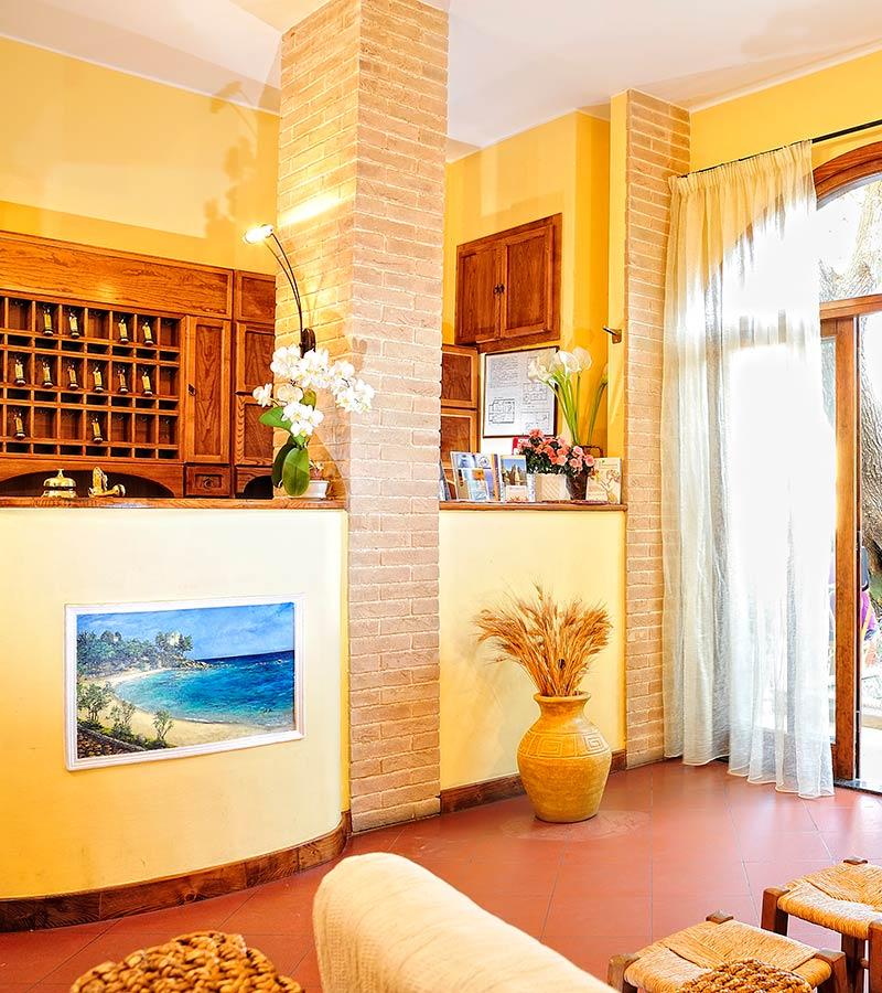 Contatti Hotel Agugliastra Santa Maria Navarrese Sardegna