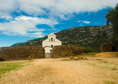 Santa Maria Navarrese Baunei Ogliastra Sardegna